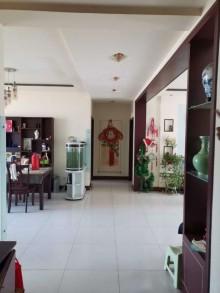 韩店鲁明花园3室2厅1卫145m²简单装修,带车库65万